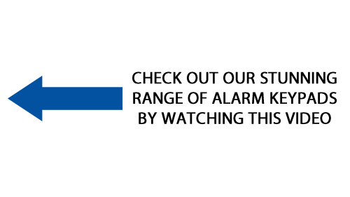 Alarm Keypads Range | Western Security